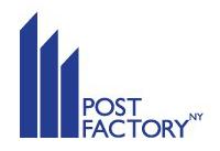 post factory ny logo